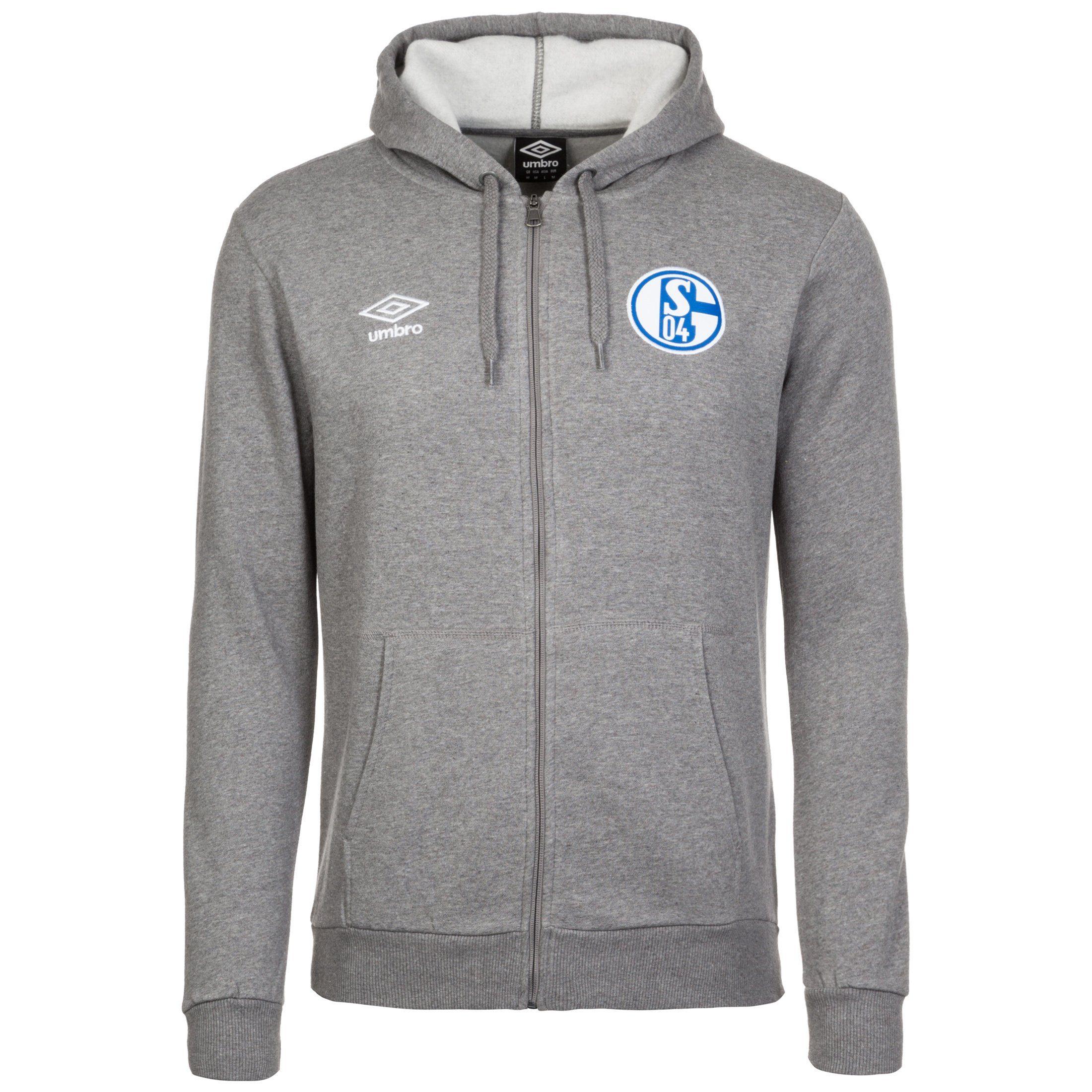 Umbro Trainingsjacke Fc Schalke 04   Sportbekleidung > Sportjacken > Trainingsjacken   Grau   Umbro