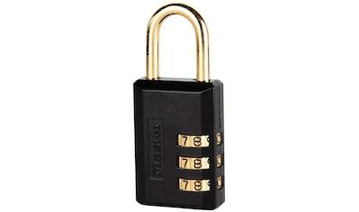 Master Lock Vorhängeschloss, Zink kaufen