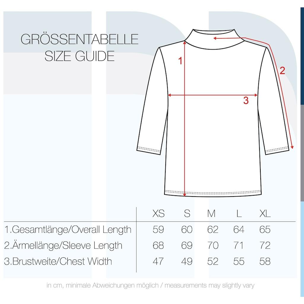 JACQUELINE de YONG 3/4-Arm-Shirt »Anne«, Langarmshirt mit Streifen