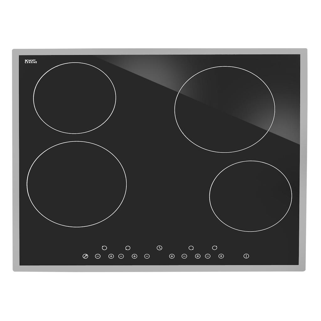 HELD MÖBEL Küchenzeile »Fulda«, mit E-Geräten, Breite 240 cm