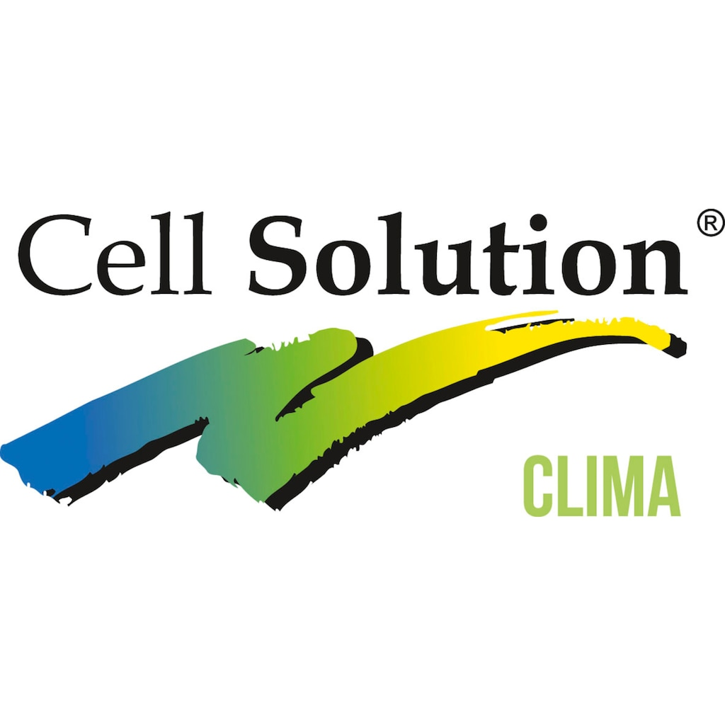Frankenstolz Komfortschaummatratze »frankenstolz Klima KS«, (1 St.), Die Klima-Lösung für Schwitzer