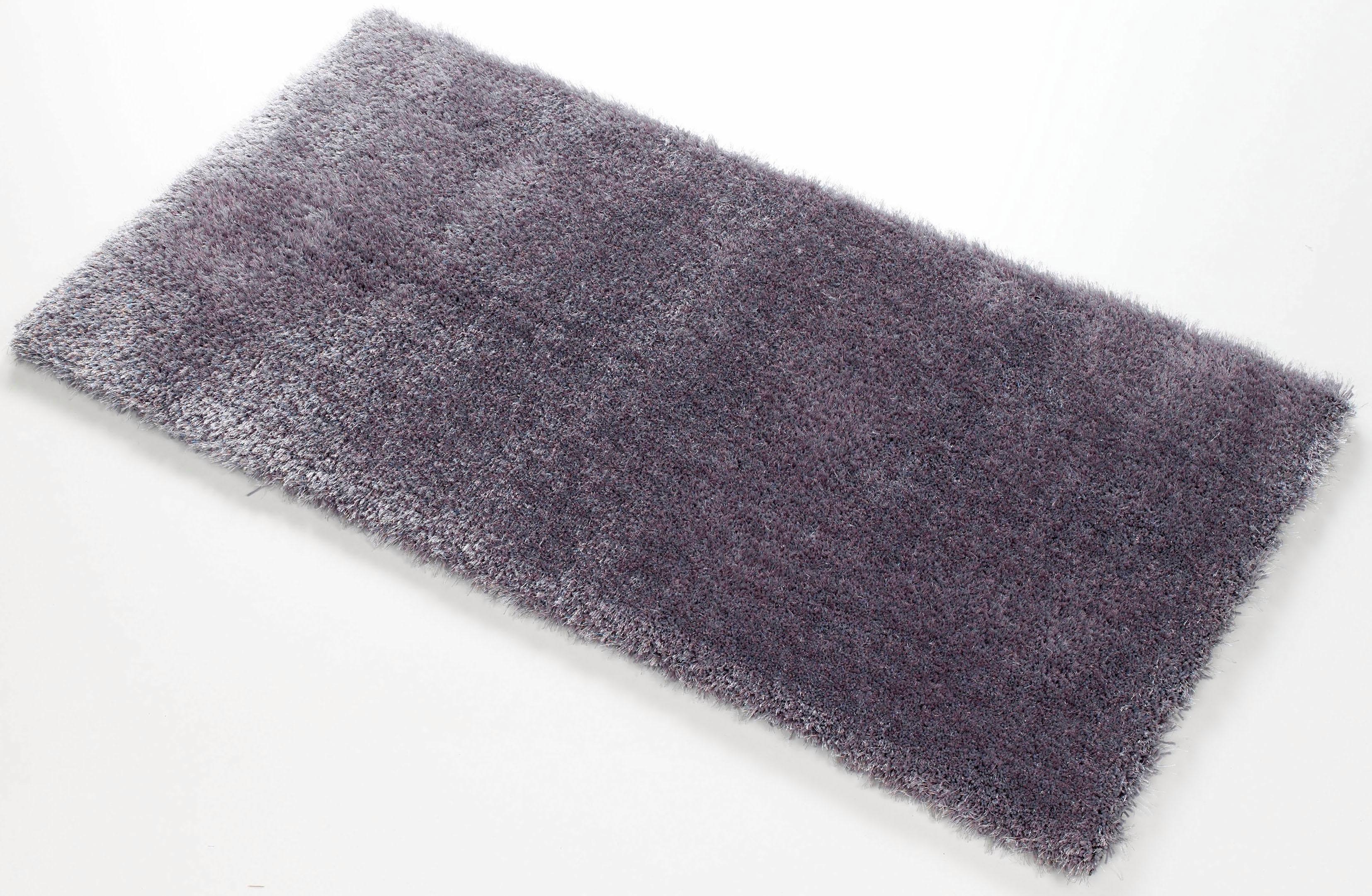 Hochflor-Teppich KiYou Shaggy KiYou Shaggy rechteckig Höhe 40 mm handgetuftet