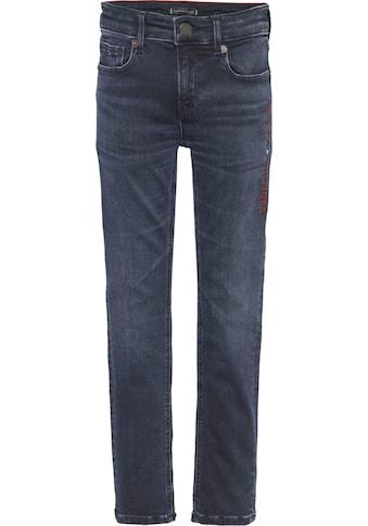 TOMMY HILFIGER Stretch - Jeans »SCANTON SLIM MARODBBLK« kaufen
