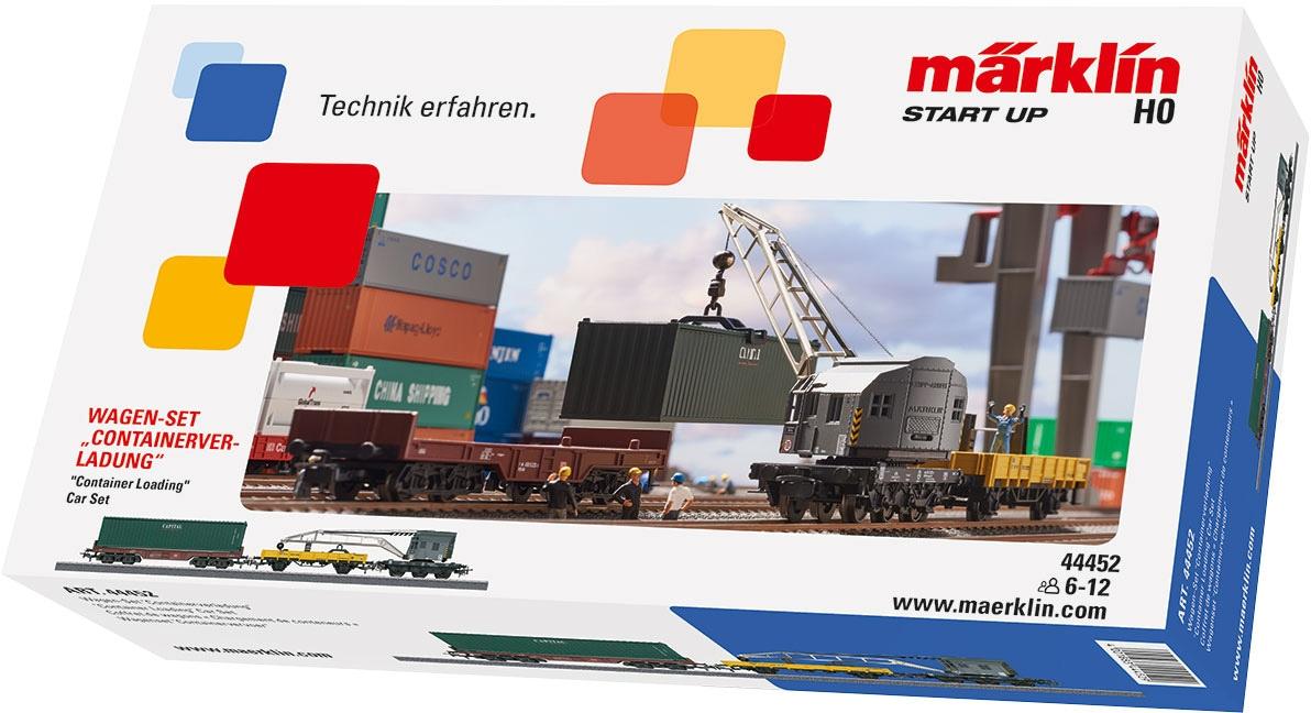 Märklin Güterwagenset, Spur H0, »Märklin Start ...