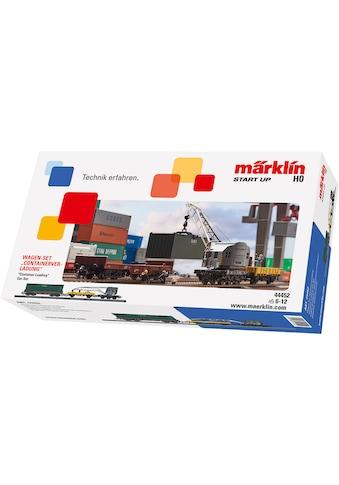 """Märklin Güterwagen """"Vontainerverladung 44452"""", Spur H0 kaufen"""