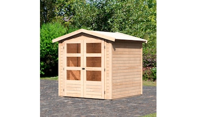 WOODFeeling Gartenhaus »Amberg 2« kaufen