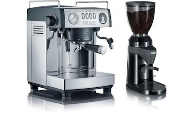 """Graef Espressomaschine """"baronessa Set"""" kaufen"""
