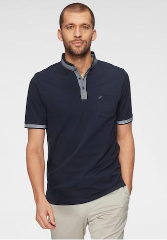 Daniel Hechter Poloshirt, mit Stehkragen kaufen