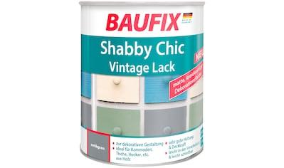 BAUFIX Acryl Buntlack »Shabby Chic«, Antik Lack, antikgrau, 750 ml kaufen