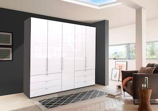 Wiemann Panorama Faltturenkleiderschrank Loft Glasfront Kaufen Baur