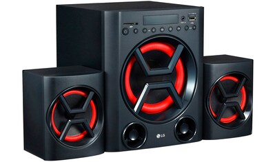 LG »LK72B« Kompaktanlage (40 Watt) kaufen