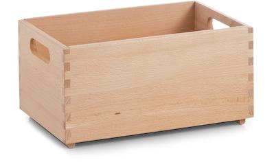 Zeller Present Holzkiste, für jeden Bedarf kaufen