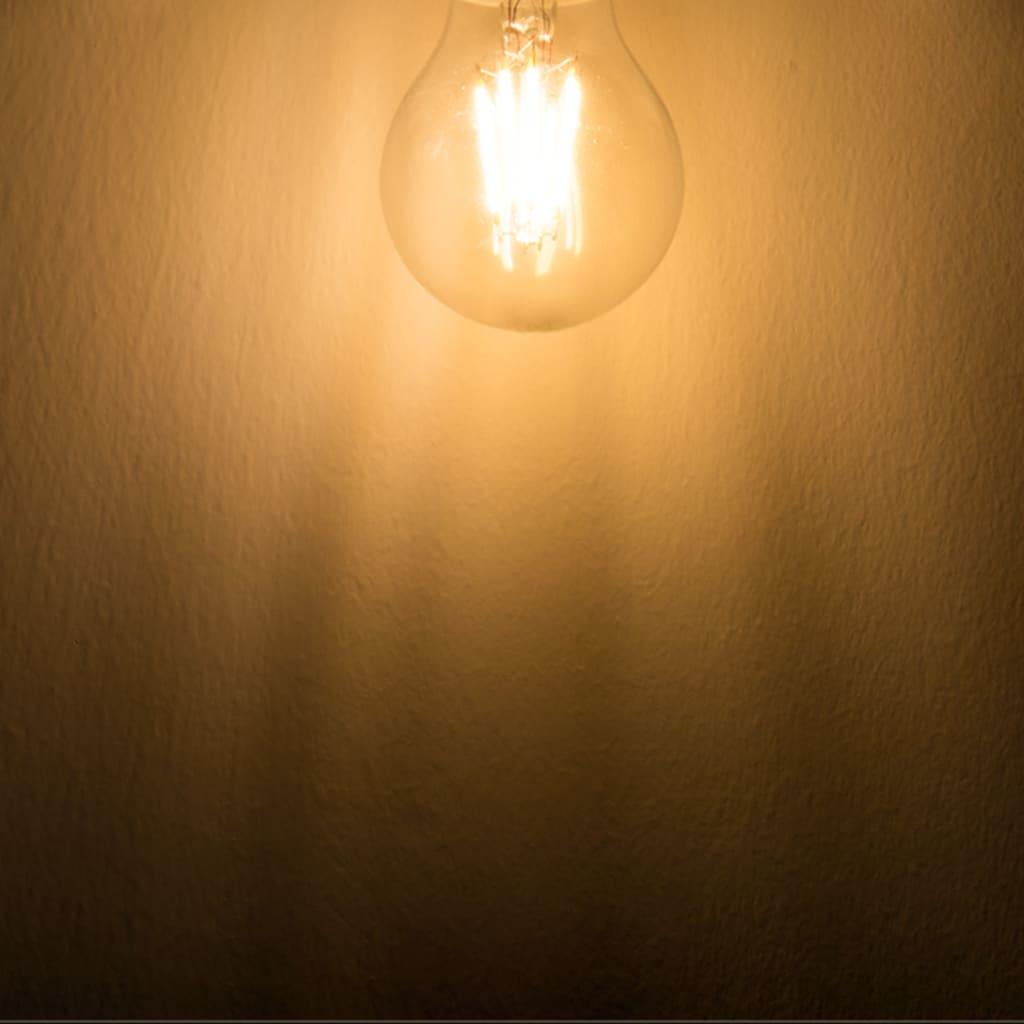 INNOVATE LED-Birne E27 mit warmweißem Licht
