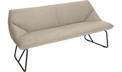 TOM TAILOR Sitzbank »CUSHION«, mit schmalem Metallgestell, Breite 184 cm kaufen