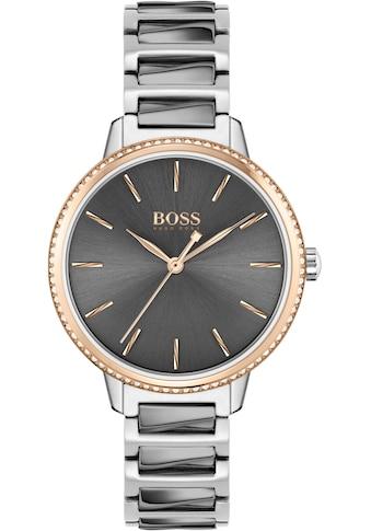 Boss Quarzuhr »SIGNATURE, 1502569« kaufen