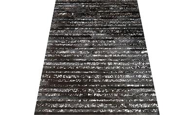 Trendline Fellteppich »Hollywood«, rechteckig, 3 mm Höhe, Patchwork, handgenäht,... kaufen