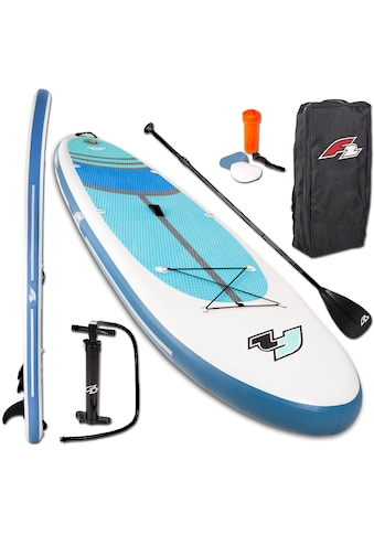 F2 Inflatable SUP - Board »Cross«, (Set, 5 - tlg.) kaufen