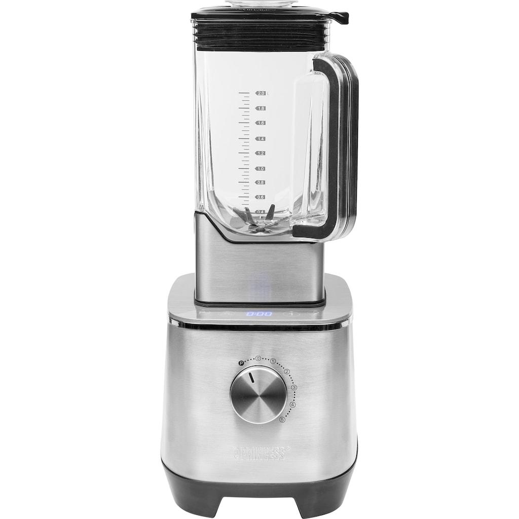 PRINCESS Standmixer »219500 Deluxe, mit 2L Tritan-Glaskrug«, 2000 W