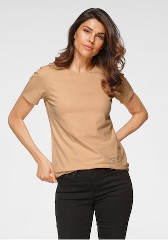 OTTO products Kurzarmshirt »natürlich gefärbt mit CLAY-DYE«, nachhaltig aus GOTS... kaufen