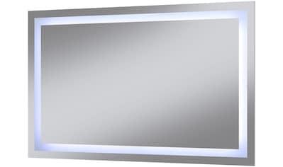 WELLTIME Badspiegel »Trento«, LED - Spiegel, 100 x 60 cm kaufen
