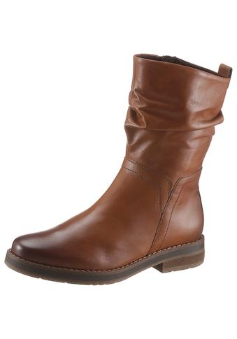 Gabor Stiefel »RHODOS«, mit Kontrast-Rahmennaht kaufen