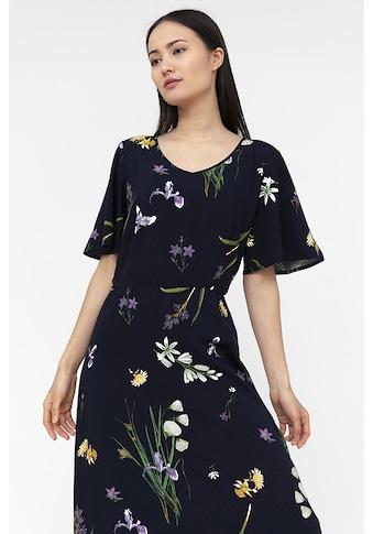 Finn Flare Jerseykleid, mit zartem Blumenmuster kaufen