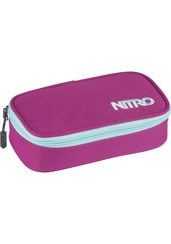 NITRO Federtasche »Pencil Case XL, Grateful Pink« kaufen
