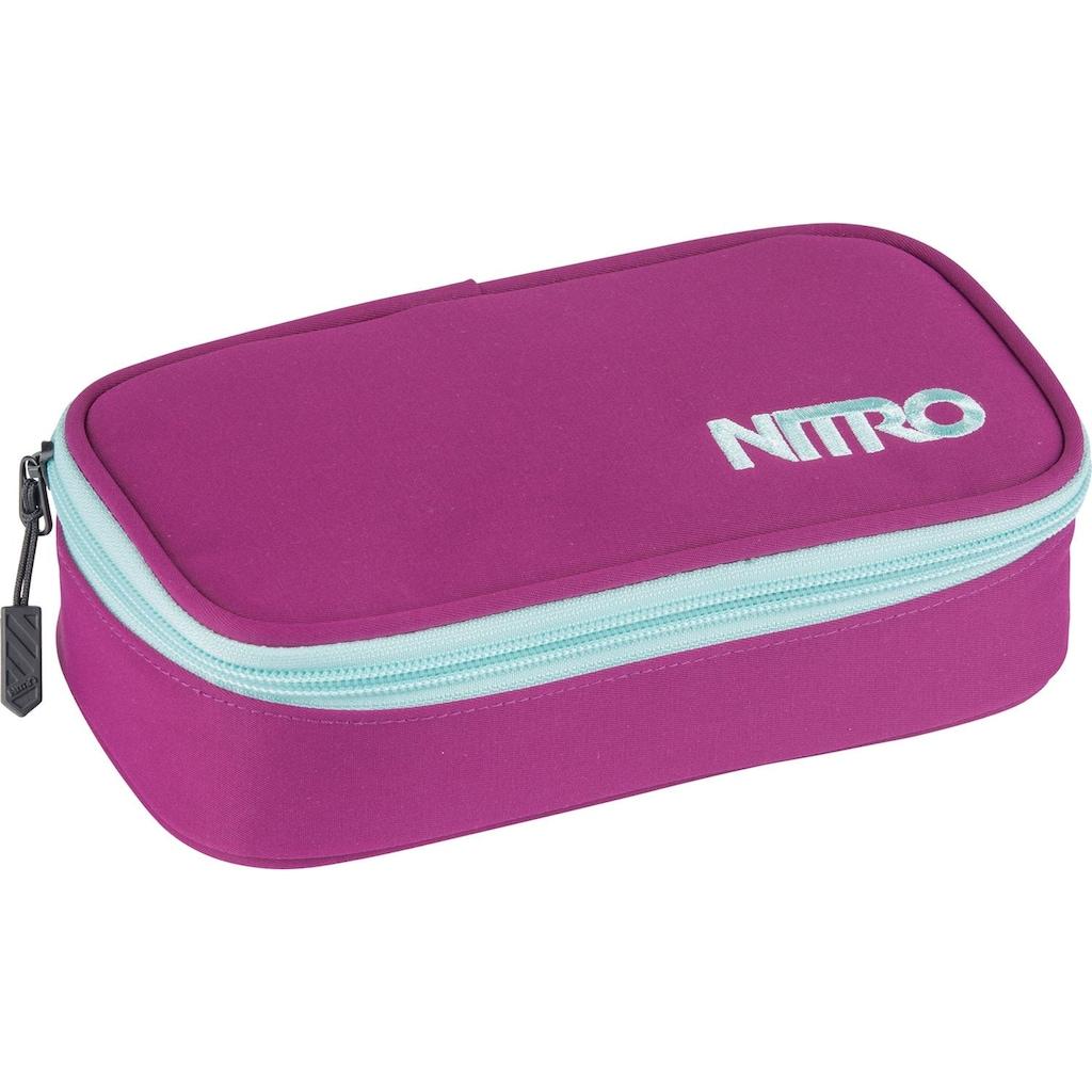 NITRO Federtasche »Pencil Case XL, Grateful Pink«