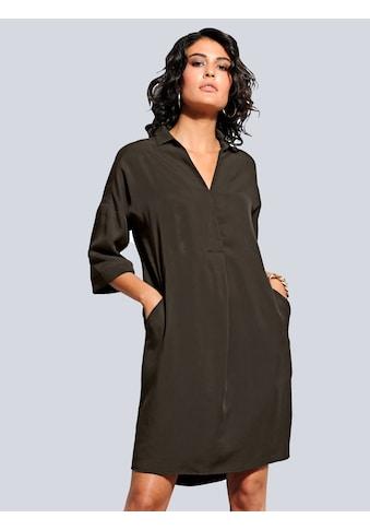 Alba Moda Kleid in lässig fallender Form kaufen