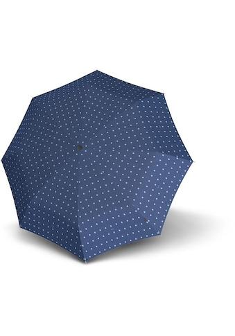 Knirps® Taschenregenschirm »T.010 Small Manual, Kelly Dark Blue« kaufen