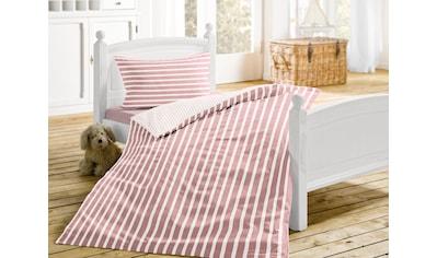 Irisette Kinderbettwäsche »Nora-Kids«, zeitlose Instagram-Blogger-Kollektion kaufen