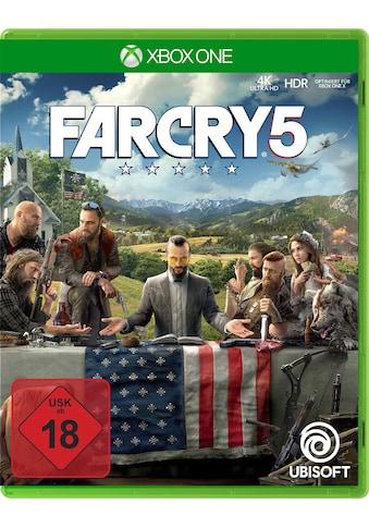 UBISOFT Spiel »Far Cry 5«, Xbox One kaufen