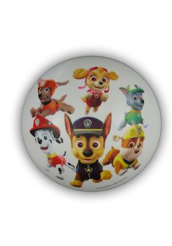 niermann Deckenleuchte »Paw Patrol«, E27, 1 St., Deckenschale Paw Patrol kaufen