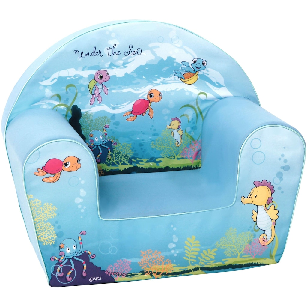 Knorrtoys® Sessel »NICI Under the Sea«, Made in Europe