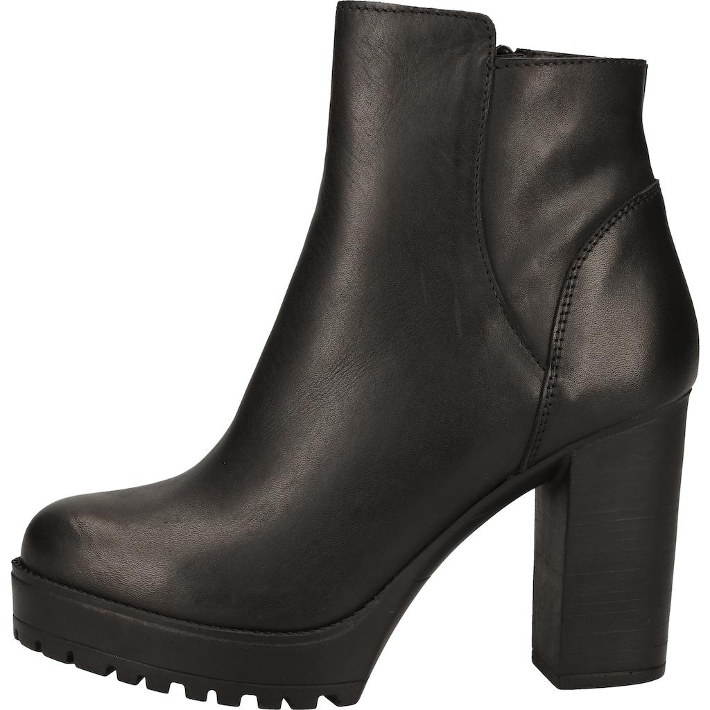 ILC High-Heel-Stiefelette »Leder«