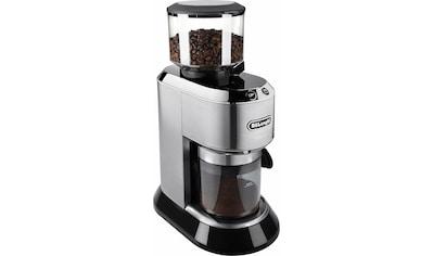 De'Longhi Kaffeemühle »Dedica KG520.M«, 150 W, Kegelmahlwerk, 350 g Bohnenbehälter,... kaufen