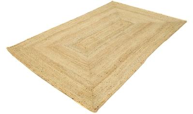 morgenland Teppich »Sisalteppich Teppich Indigo«, rechteckig, 7 mm Höhe kaufen