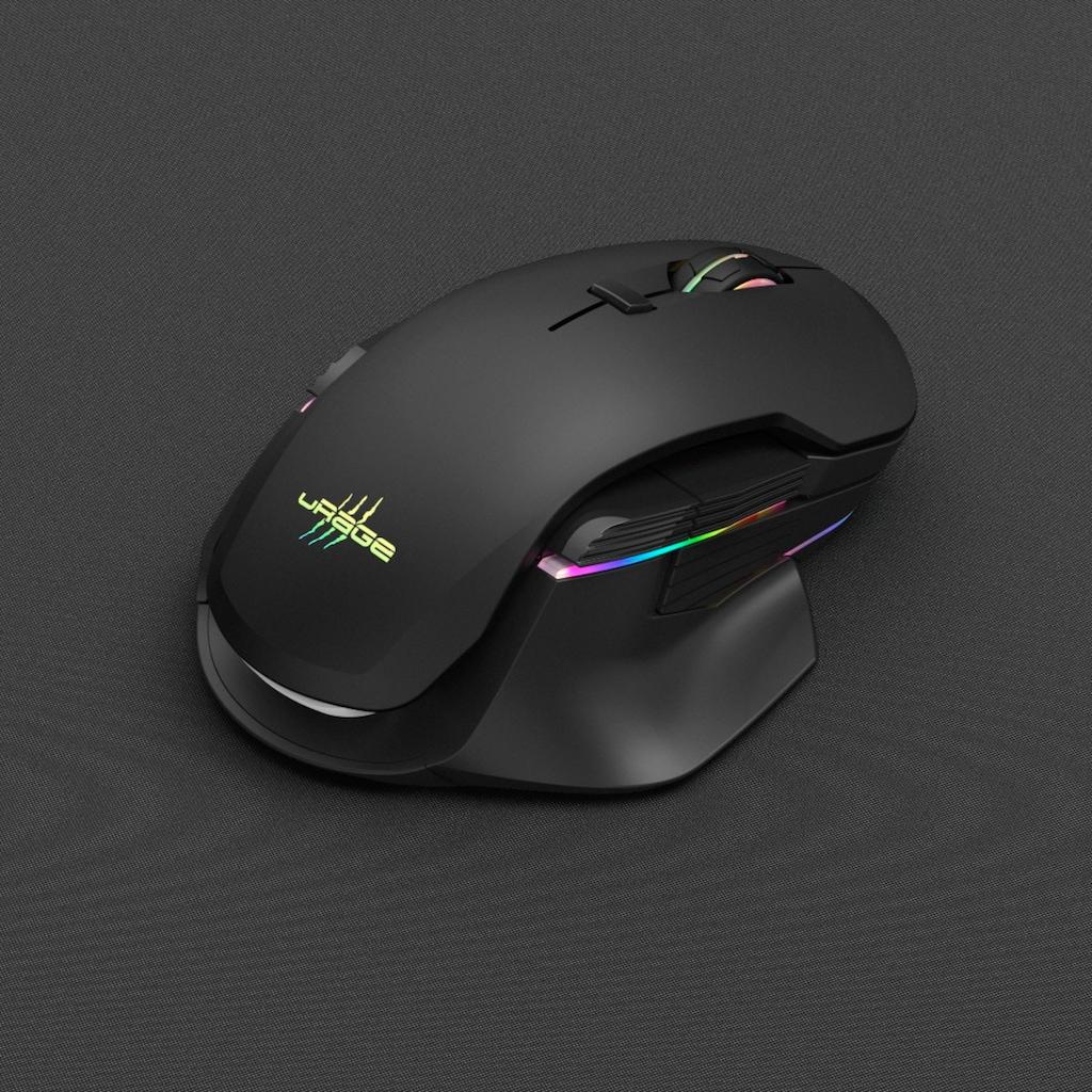 uRage Gaming Mauspad, Lethality 200 Illuminated