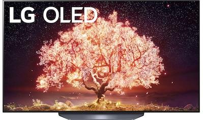 LG OLED-Fernseher »OLED77B19LA«, 195 cm/77 Zoll, 4K Ultra HD, Smart-TV, (bis zu... kaufen