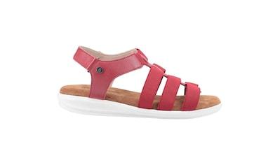 Hush Puppies Sandale »Damen Hailey Gladiator Leder« kaufen