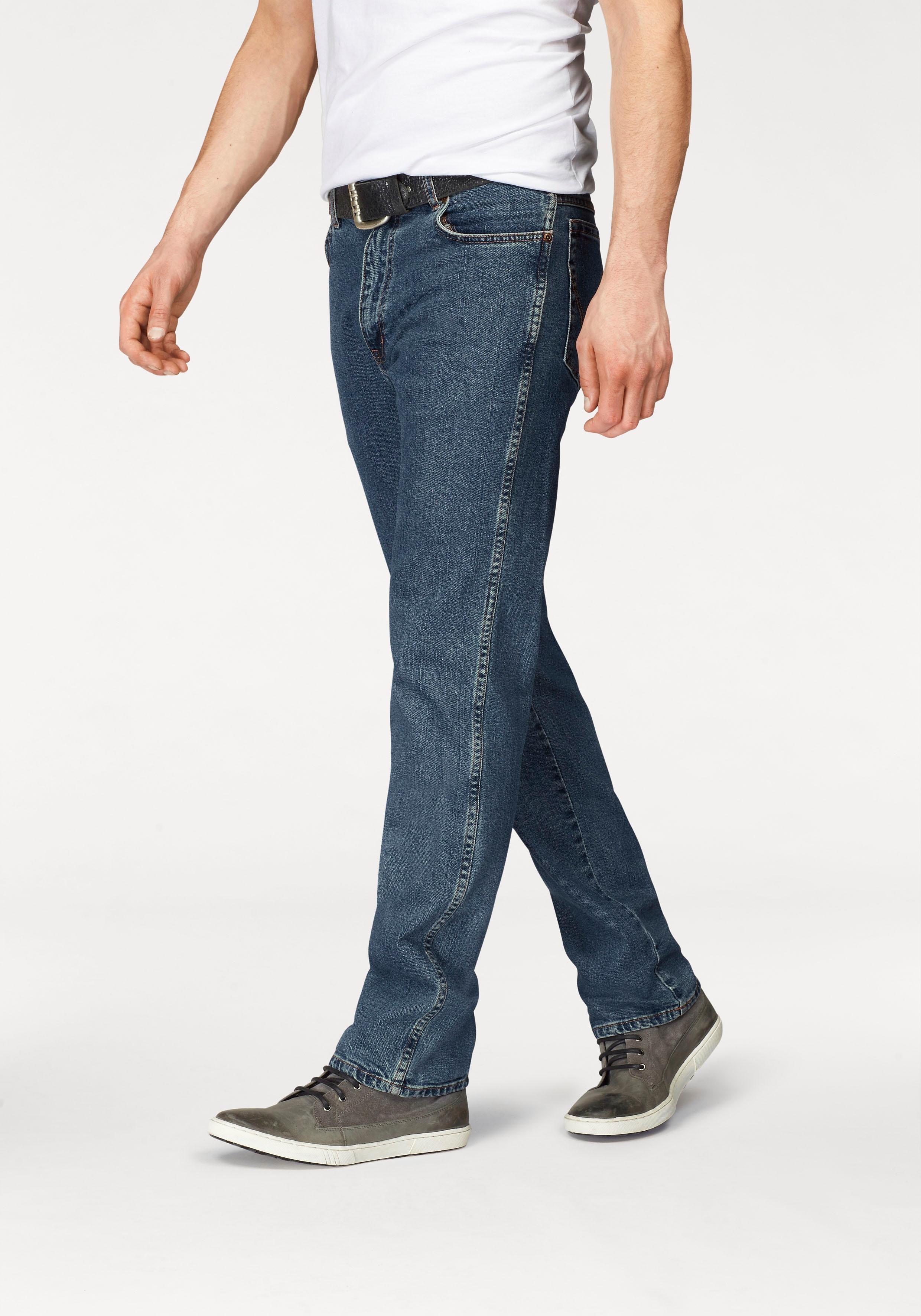 Wrangler Stretch-Jeans Durable   Bekleidung > Jeans > Sonstige Jeans   Blau   Wrangler