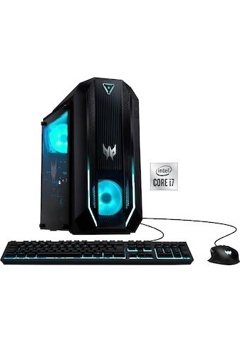 Acer »Predator Orion 3000 (PO3 - 620)« Gaming - PC (Intel, Core i7, RTX 3070, Luftkühlung) kaufen