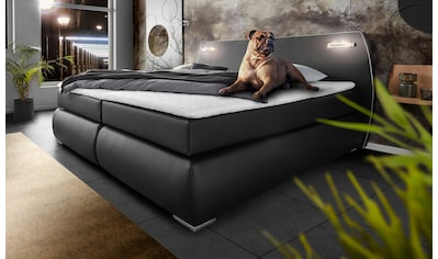 INOSIGN Boxspringbett »Black & White« kaufen