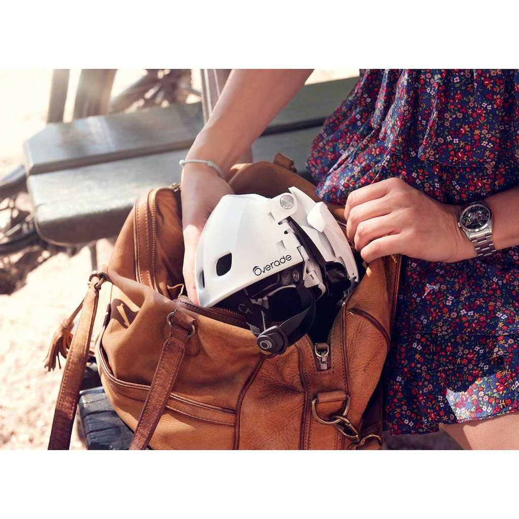 OVERADE faltbarer Fahrradhelm »Plixi«