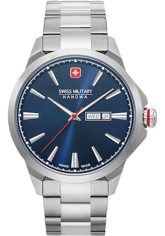 Swiss Military Hanowa Schweizer Uhr »DAY DATE CLASSIC, 06-5346.04.003« kaufen