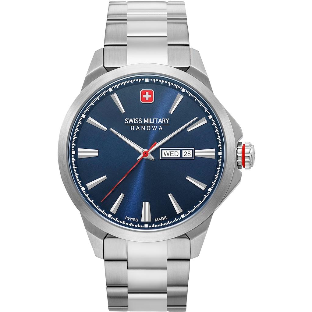 Swiss Military Hanowa Schweizer Uhr »DAY DATE CLASSIC, 06-5346.04.003«