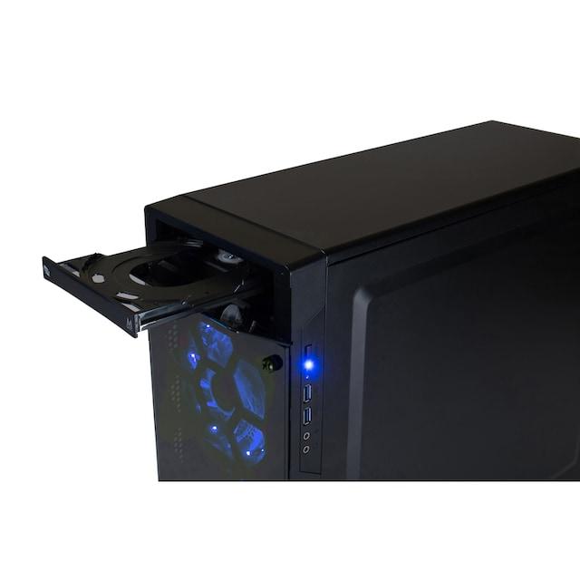 Hyrican Gaming PC Ryzen™ 7 2700, 16GB, SSD + HDD, AMD RX 580 »Striker 6159«