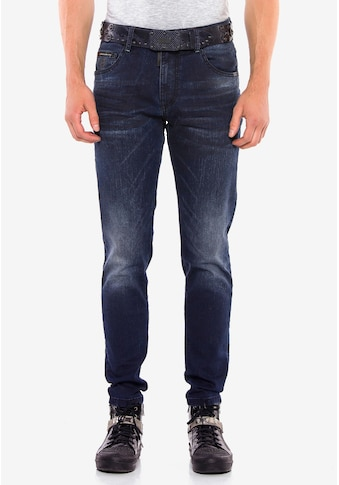 Cipo & Baxx Slim - fit - Jeans »All - Star« kaufen