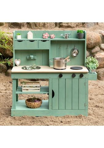 MUDDY BUDDY® Spielküche »Matschküche Explorer«, BxLxH: 40x102x105 cm kaufen