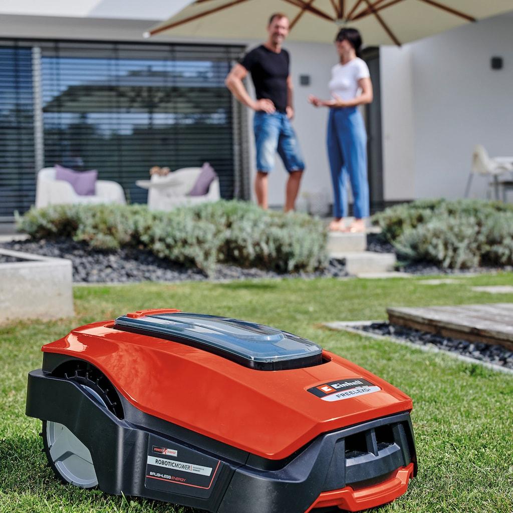 Einhell Rasenmähroboter »FREELEXO+ LCD Kit«